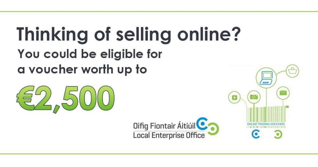 trading online voucher free website design grant