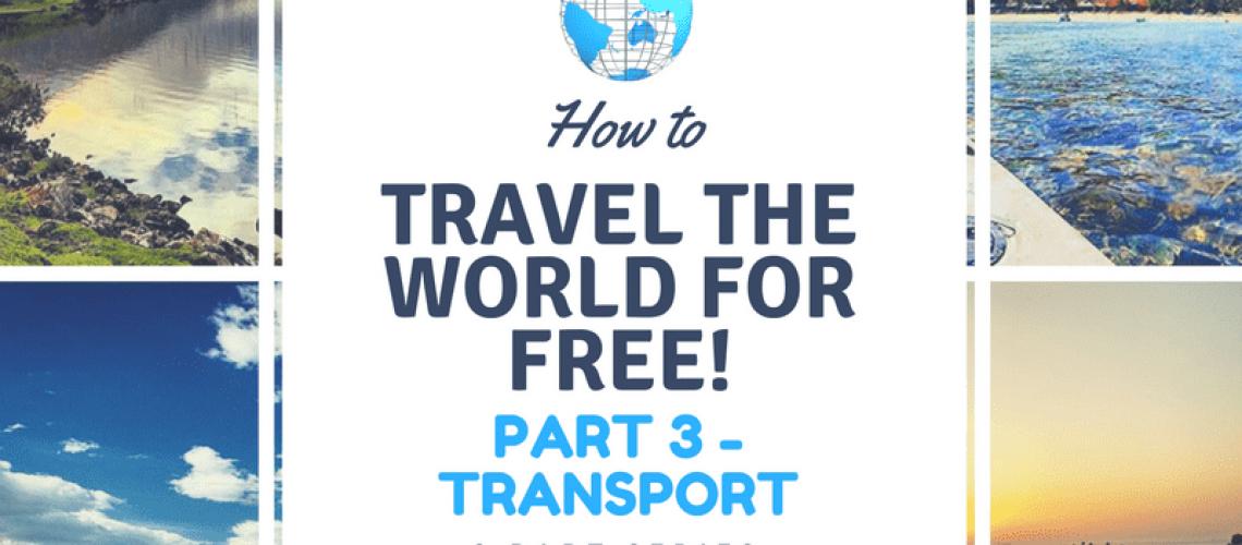Part 3 - transport